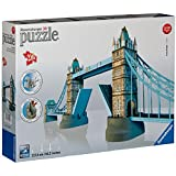 Ravensburger - 12559 - Puzzle 3D Building - 216 Pièces - Building - Tower Bridge - Londres