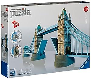 Ravensburger London Tower Bridge Building 3d Puzzle (216 Pieces)