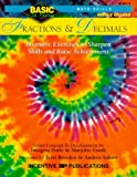 img - for Fractions & Decimals :Middle Grades: Inventive Exercises to Sharpen Skills and Raise Achievement (Basic, Not Boring Math Skills) book / textbook / text book