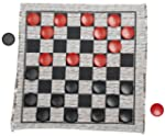 Jumbo Checker Rug Game