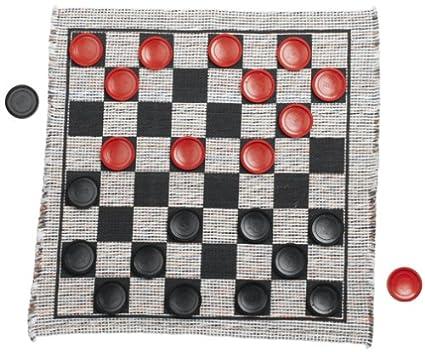 Jumbo checker game