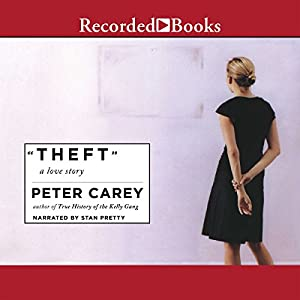 Theft Audiobook