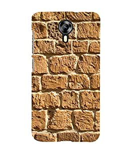 Beautiful Rock Wall 3D Hard Polycarbonate Designer Back Case Cover for Micromax Canvas Xpress 2 E313 :: Micromax Canvas Xpress 2 (2nd Gen)