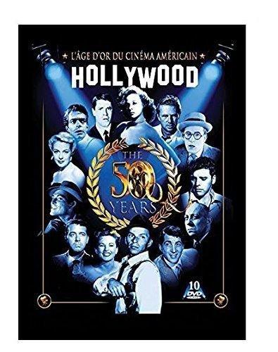 L' Age d'or du cinéma américain : The 50 Years (10 DVD) [Edizione: Francia]