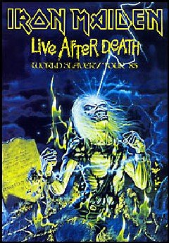 Iron Maiden: Live After Death World Slavery Tour (Iron Maiden Live After Death Dvd compare prices)