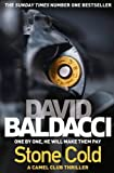 David Baldacci Stone Cold (Camel Club)