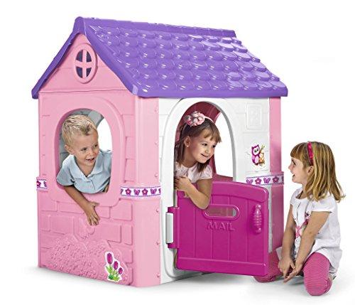 Famosa 800009340 - Feber Pink Fantasy House Casetta da Gioco, Rosa