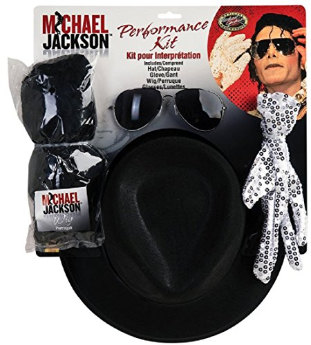 Rubies Costumes Men's Michael Jackson Performance Accessory Kit (Adult)