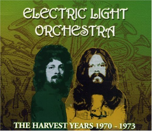 Electric Light Orchestra - HARVEST YEARS - Zortam Music