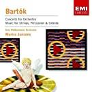 Bartok: Music for Strings, Percussion and Celeste, Concerto for Orchestra