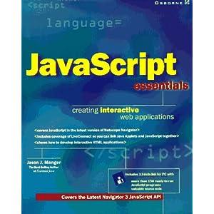 Javascript Essentials - Jason J. Manger