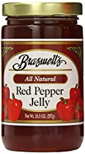Braswell Red Pepper Jelly, 10.5 Ounce (Pack of 6)