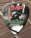 The Clash London Calling Guitar Picks x 5 Medium