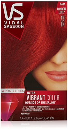 Vidal Sassoon London Luxe 6rr Runway Red 1 Kit (Vidal Sassoon Omega compare prices)