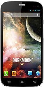 Wiko Darkmoon Smartphone débloqué (Ecran 4,7 pouces - 4 Go - Double SIM - Android 4.2.2 Jelly Bean) Dark Blue
