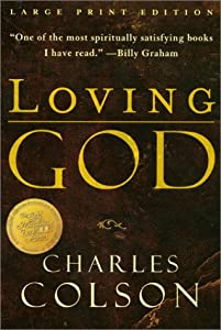 "Cover of ""Loving God (Walker Large Print ..."