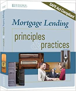 the safe mortgage loan originator national exam study guide pdf