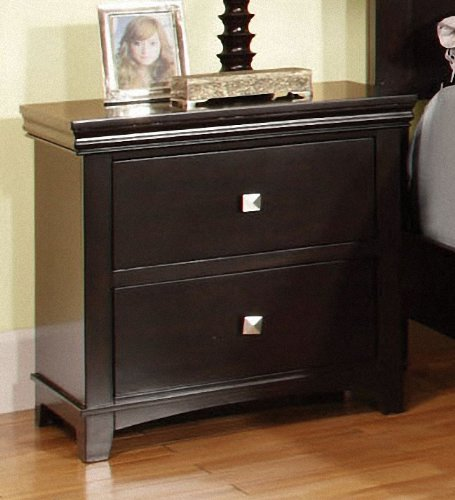 Two Tone Nightstand front-693210