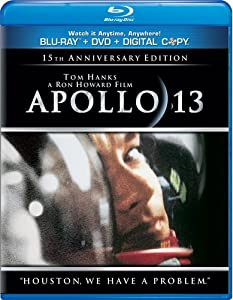 Apollo 13 - 15th Anniversary Edition (Blu-ray + DVD + Digital Copy)