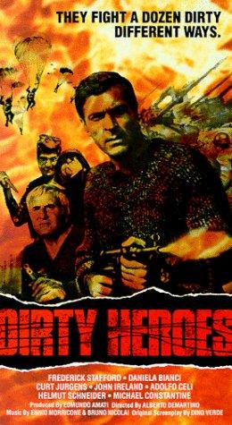 Dirty Heroes [VHS]