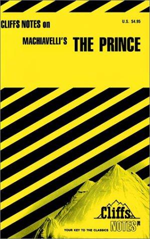 Machiavelli's The Prince (Cliffs Notes), LUISA VERGANI