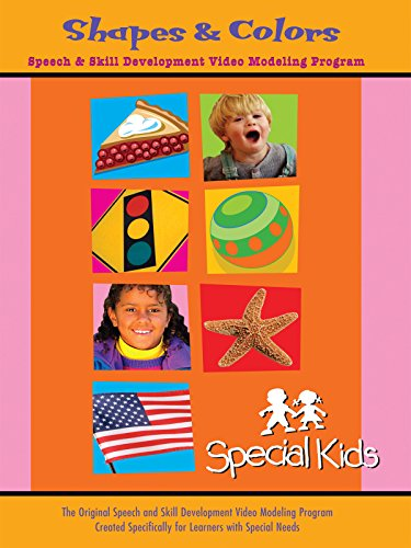 Special Kids Speech & Skill Development: Shapes & Colors on Amazon Prime Instant Video UK
