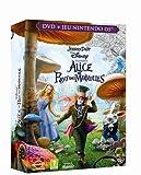 echange, troc Alice au Pays des Merveilles - Coffret DVD + jeu Nintendo DS