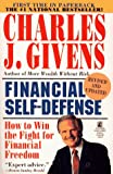 Financial Self Defense (0671516906) by Givens, Charles J.