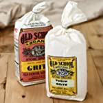 Old School Stone Ground Grits - White...
