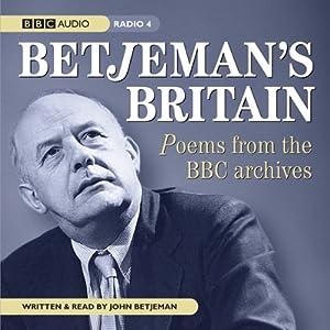 Betjeman's Britain Radio/TV Program