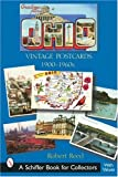 Ohio Vintage Postcards, 1900-1960s (0764317113) by Reed, Robert