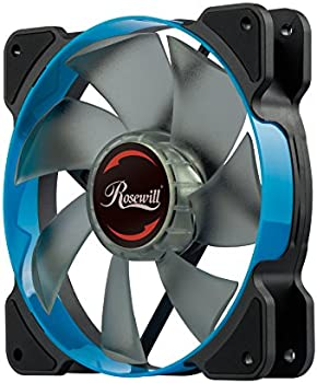 Rosewill 120mm Case Fan with Blue LED