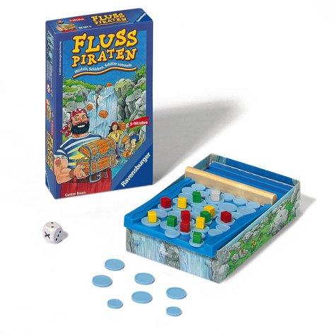 Flusspiraten – Spiel günstig kaufen