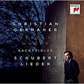Nachtviolen - Schubert: Lieder