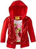 Strawberry Shortcake Girls 2-6X 1 Piece Hoodie