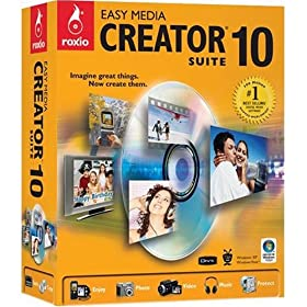 Roxio Easy Media Creator Suite