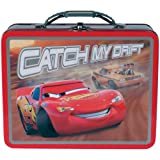 Cars - McQueen Catch My Drift Metal Lunchbox