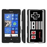 Mobiflare Nokia Lumia 521 Windows Phone Nintendo Game Control Slim Guard Protect Artistry Design Case