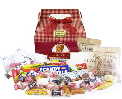 Vintage Candy (1800's - 1900's) Gift Box