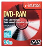 Imation 41528 DVD-RAM 9.4 Gb