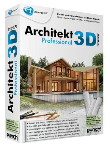 Architekt 3d x7 professional download software - Franzis 3d gartenplaner ...