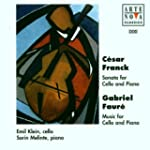 Franck/Faur�: Works for Cello and Piano