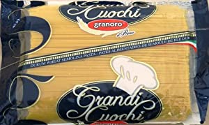 グラノロ スパゲッティ リストランテ 1.6mm 3kg [並行輸入品]