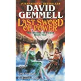 "Last Sword of Power (The Stones of Power)von ""David Gemmell"""