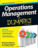 img - for Operations Management For Dummies book / textbook / text book