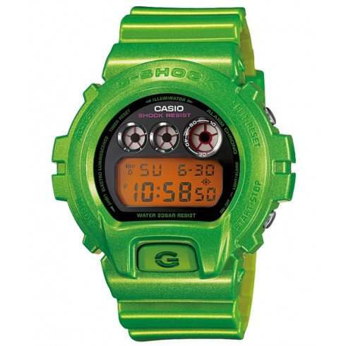 G-Shock Chrono 20 Bar Mirror Dial Men's watch #DW6900NB-3