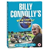 Billy Connolly's World Tour Of England, Ireland And Wales [DVD]by Billy Connolly