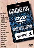 Backstage Pass: Dvd Concert Collect 1 [Import]