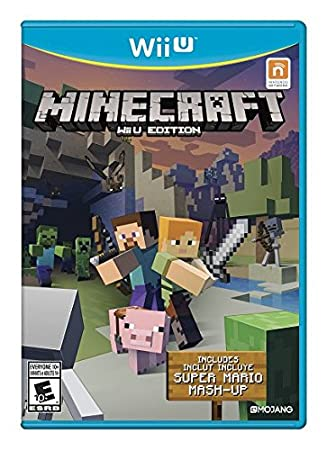 Minecraft: Wii U Edition - Wii U