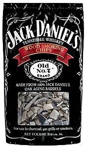 Jack Daniels Tennessee Whiskey Barrel Chips 2.25lb Bag